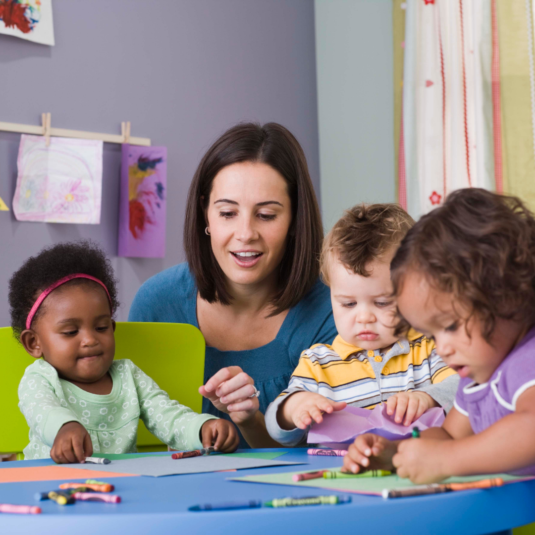 Five reasons to choose a career in Early Years