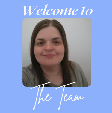 welcome to the team Laura